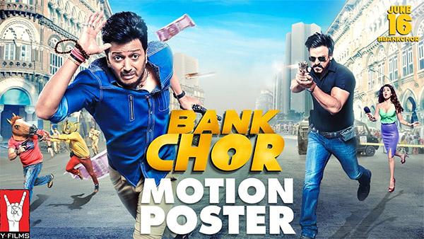 bank chor poster