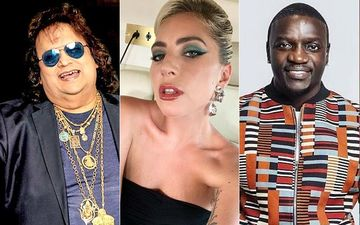 Bappi Lahiri Is All Set To Make Some Music With American Singers Lady Gaga And Akon