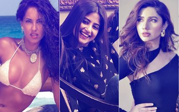 Foreign Actresses Like Mom's Sajal Ali Who Ventured Into Bollywood
