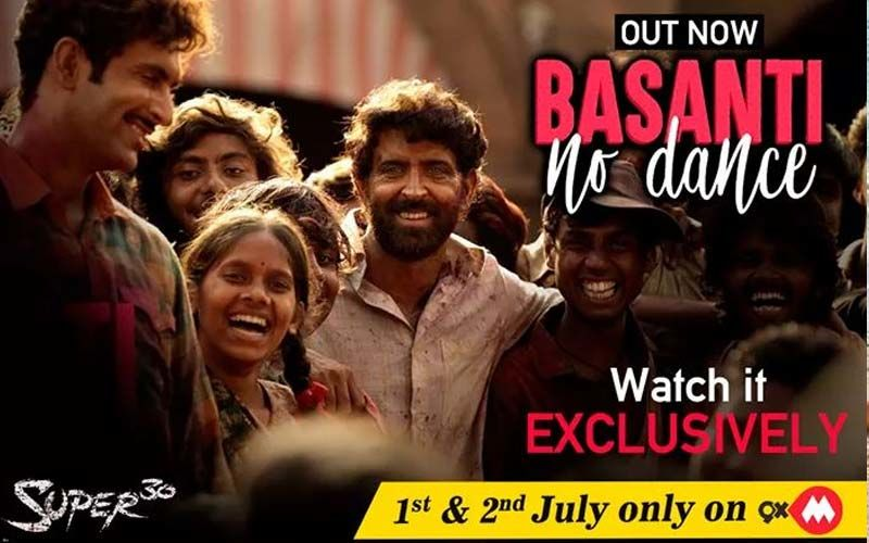 Basanti No Dance Song From Super 30 Playing Exclusively On 9XM