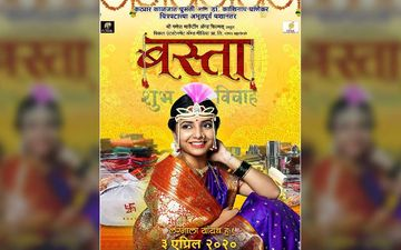 Basta: Catch Sayali Sanjeev's Alluring Bridal Look In This Upcoming Co-Starring Subodh Bhave