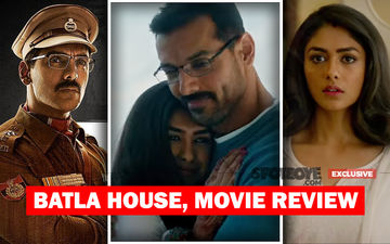 Batla House, Movie Review:  Not A Mobile Crusher, But This John Abraham Film Is Quite Engaging