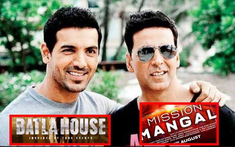 "John Abraham On Batla House Clashing With Akshay Kumar's Mission Mangal, ""Make Some Noise For The Desi Boys"""