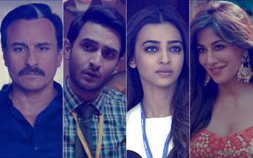 Baazaar Trailer: Vinod Mehra's Son, Rohan Debuts With Saif Ali Khan-Radhika Apte-Chitrangda Singh's Thriller