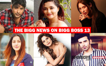 Bigg Boss 13 ON FIRE: Sidharth, Rashami, Mahira, Shehnaaz, Arti And Paras' Lovers, Parents, Relatives Will Enter The Show!- EXCLUSIVE