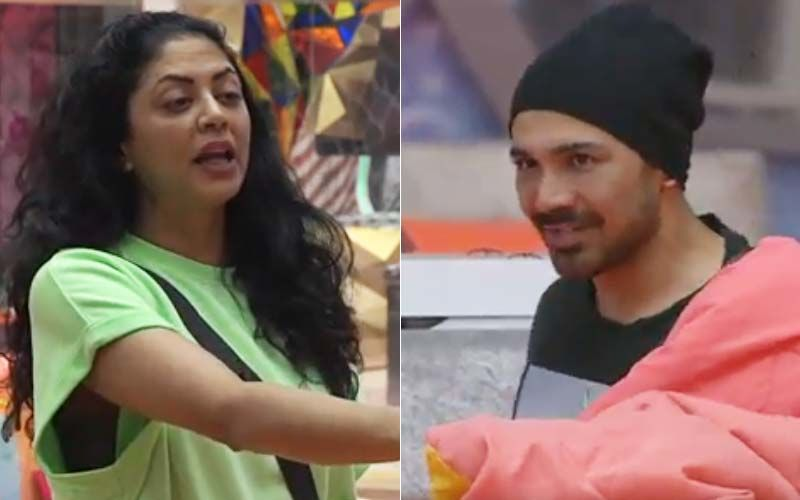 Bigg Boss 14: Abhinav Shukla Calls Kavita Kaushik A 'Mad Woman', Says Her Face Looks Like A Beaver As The Latter Stops Him From Sleeping During The Day
