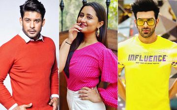 Bigg Boss 13 Contestants Sidharth Shukla, Rashami Desai, Paras Chhabra Give Tips On How To Deal With Coronvirus Lockdown