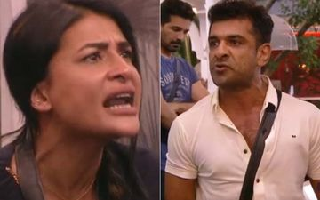 Bigg Boss 14: Pavitra Punia Calls Out Eijaz Khan For Lying To Her Face, Gets Into A Heated Argument And Warns Him 'Ye Game Kahi Aur Khelna'