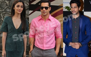 Alia's SHOCKING Confession To Varun About Her Relationship With Sidharth!
