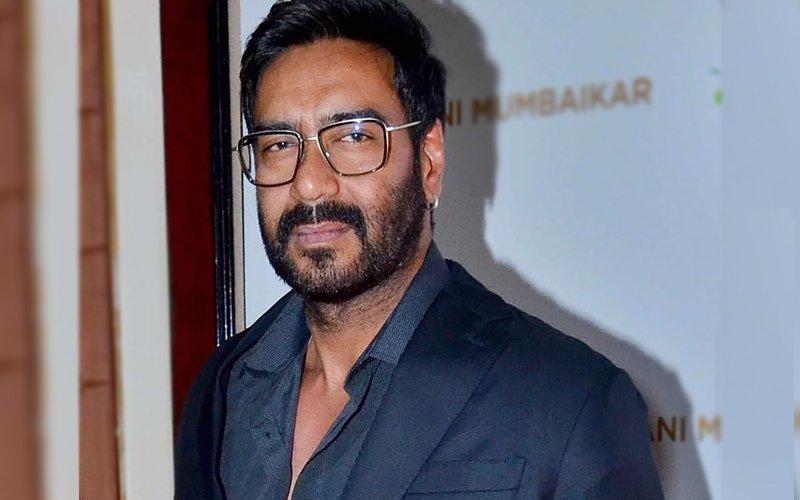 AGAIN! Ajay Devgn Takes A Dig At Popular Film Awards