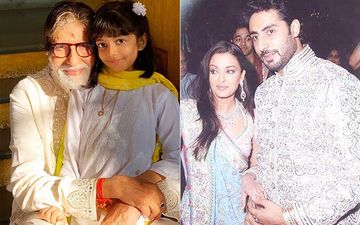 Happy Birthday Amitabh Bachchan: Aishwarya Rai Bachchan-Aaradhya And Abhishek Bachchan Wish Big B On His 77th Birthday