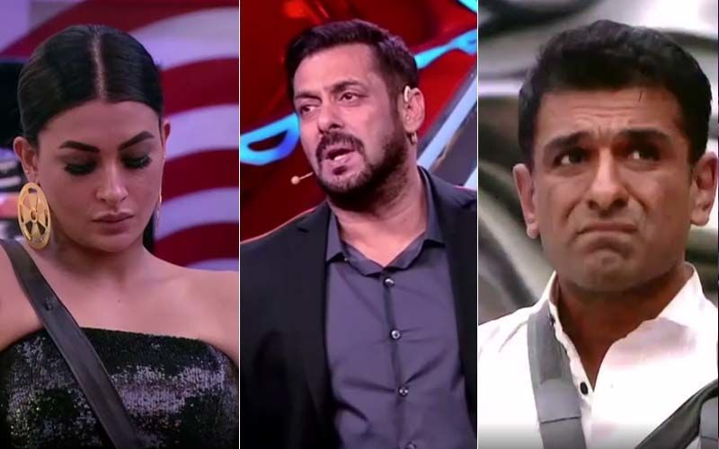 Bigg Boss 14: Salman Khan BASHES Pavitra Punia For Hurling Abuses And Being Aggressive With Eijaz Khan: 'You're Not In Your Senses'-WATCH