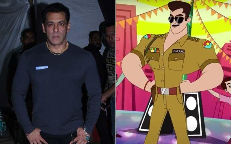 Salman Khan Announces The Animated Series Of 'Dabangg' Franchise; Says 'Wahi Action, Wahi Masti, Naye Avatar Mein'