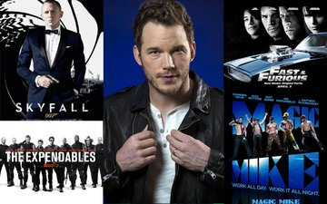 5 Franchises we want Chris Pratt in