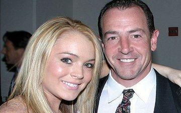 Lindsay Lohan's father tells Egor to back off?