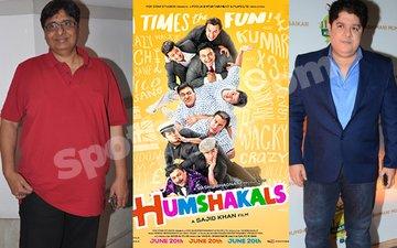 Vashu Bhagnani: Despite Humshakals, I'll make a film with Sajid Khan again