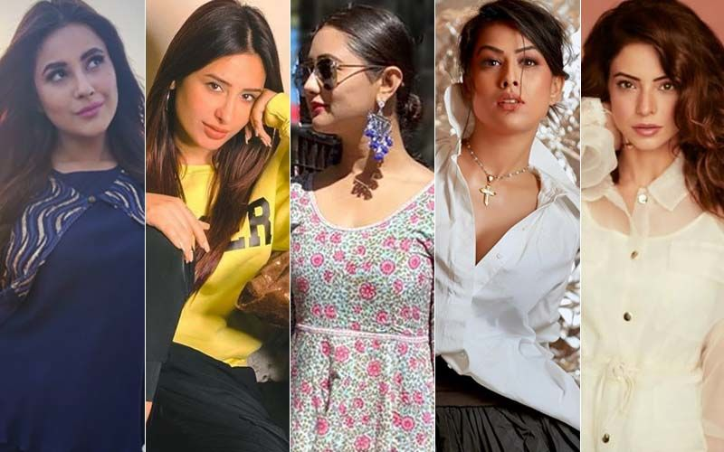 BEST DRESSED & WORST DRESSED Of The Week: Shehnaaz Gill, Mahira Sharma, Rashami Desai, Nia Sharma Or Aamna Sharif?