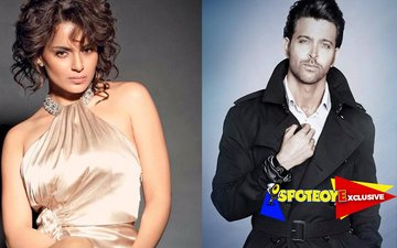 Exes Hrithik-Kangana slap legal notices on each other, Threats galore!