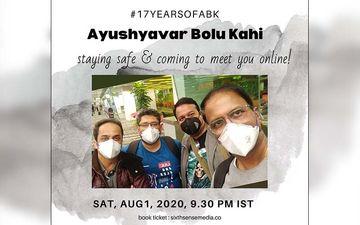 Ayushyavar Bolu Kahi Team All Set To Go Digital Following All Safety Precautions
