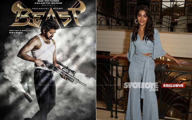 Pooja Hedge Talks About Her Film Beast With Thalapathy Vijay; 'It's Like A Party On Sets - EXCLUSIVE