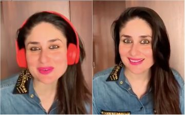 Kareena Kapoor Khan Radiates With Pregnancy Glow As She Charms Fans In True 'Poo' Fashion - Video