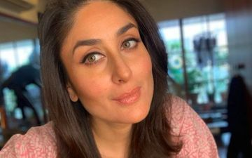 Pregnant Kareena Kapoor Khan's Maternity Fashion Is TOPS; Lady Stuns In A Shimmery Thigh-Slit Dress And Red Hot Number The Very Same Day