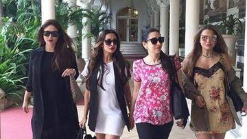 Kareena Kapoor Khan, Amrita Arora, Malaika Arora's Favourite Bi*chy Word GUTTTS Resurfaces And This Time It Has A Lockdown Connection