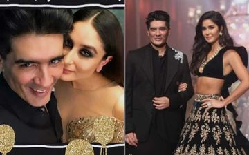 Kareena Kapoor Khan, Katrina Kaif, Malaika Arora Send Warm Birthday Wishes To Friend And Ace Designer Manish Malhotra – Pics Inside