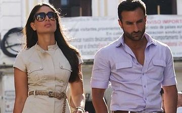 Kareena Kapoor Khan Shares The Sexiest Picture with Saif Ali Khan From Their '09 Morocco Vacay; We Like