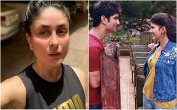 Dil Bechara: Kareena Kapoor Khan Is All Heart As She Promotes Late Sushant Singh Rajput-Sanjana Sanghi Starrer Ahead Of Its Release
