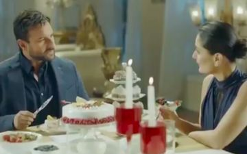 Kareena Kapoor Khan And Saif Ali Khan Feature In A Water Tank Commercial; Internet Goes Bonkers Wondering What Made Them Say Yes