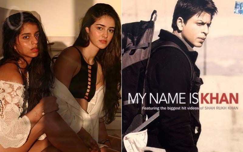 Before Debuting In SOTY 2, Ananya Panday Had Shot A Scene With Suhana For SRK's My Name Is Khan