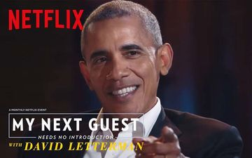 Before You Watch SRK On David Letterman's Netflix Show, Watch These Episodes First