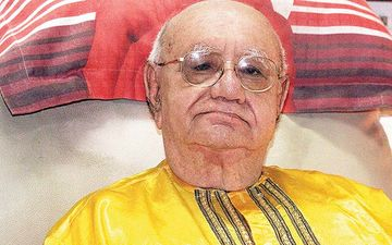Bejan Daruwalla Dies Due To COVID-19; Famous Astrologer was 89 And Passed Away In Gujarat