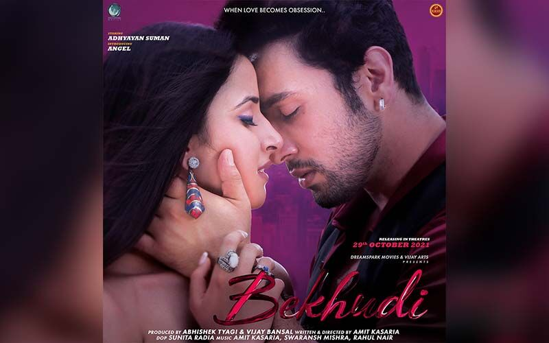 Bekhudi: Adhyayan Suman's Love Thriller To Have A Theatrical And OTT Release Soon