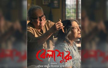 First Look Poster Of 'Belashuru' Starring Soumitra Chatterjee, Swatilekha Sengupta Is Out