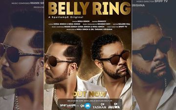 Belly Ring: Mika Singh had to Wear 'Special Footwear' for the Song