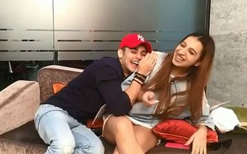 Bigg Boss 11's Benafsha Soonawalla Shares A Funny TikTok Video And Her BF's Weird Pet Name; Leaves Beau Priyank Sharma In Splits – VIDEO