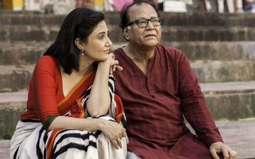 Swastika Mukherjee Shares An Adorable Picture With Her Father And Veteran Actor Santu Mukhopadhyay