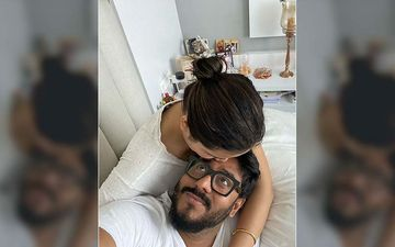 Raj Chakraborty Shares Lovey Dovey Picture With Wife Subhashree Ganguly