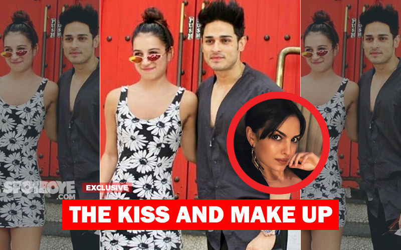 Benafsha Soonawalla Back In Priyank Sharma's Arms, Just One 'Image Building' Phone Call Did The Trick!