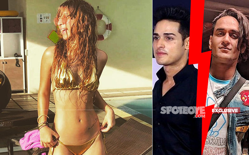 "Benafsha Soonawalla Hysterically Sided Boyfriend When He Threw Bottle At Vikas Gupta: ""Priyank Doesn't Hit Anybody Unless Provoked"""