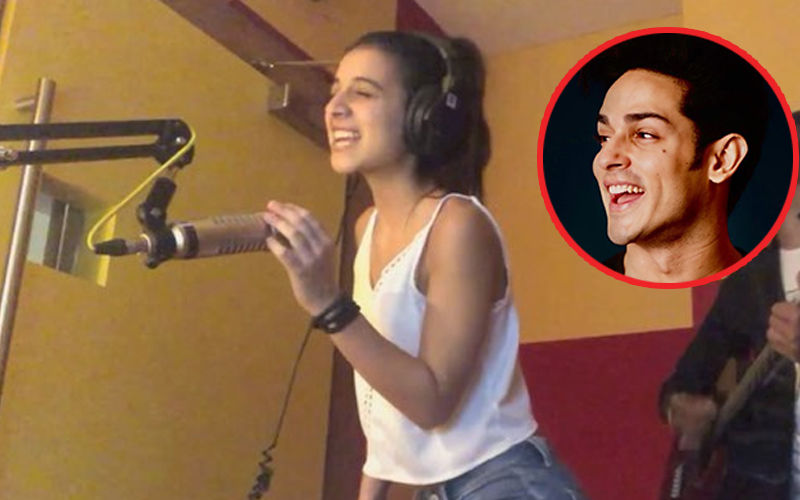 "Benafsha Soonawalla's First Music Attempt Wins Beau Priyank Sharma's Heart; Actor Says, ""I'm So Damn Proud Of You"""