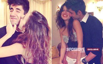 Benafsha Soonawalla Checks Out Her Ex-Lover Varun Sood & Then Kisses Him