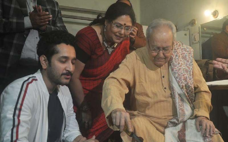 The Shoot Of Abhijan-Biopic On Soumitra Chatterjee Starts Next Month