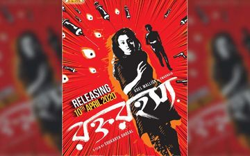 Rawkto Rawhoshyo Teaser Poster Starring Koel Mallick Out; Locks Its Release Date