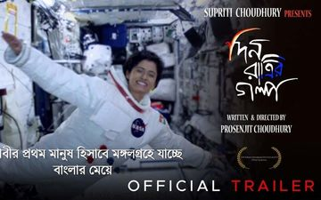 Din Ratrir Golpo: Prosenjit Choudhury's Next Drama Is Bengal's First Film On Space