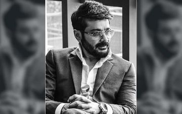 Actor Prosenjit Chatterjee Shares A Throwback Picture With His Son On Instagram