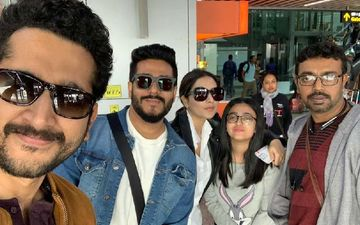 Habji Gabji Team Is Off To North Bengal For The Last Schedule Of Film, Shares Pic On Instagram