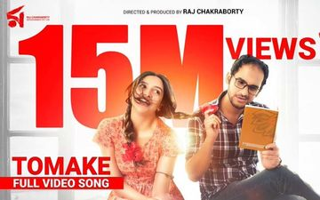 Parineeta's Song Tomake Crosses 15 Million Views On Youtube